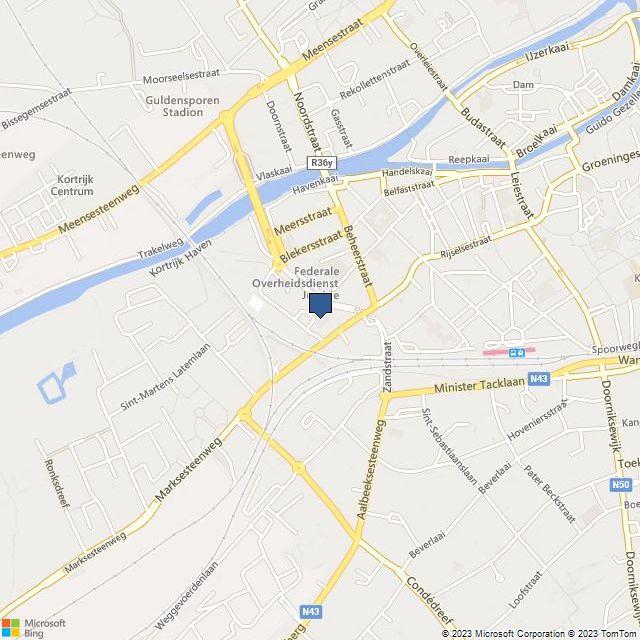 cvo MIRAS, Nelson Mandelaplein 1, 8500 Kortrijk, BE