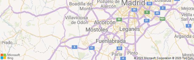 Arroyomolinos, Madrid, Spain Map