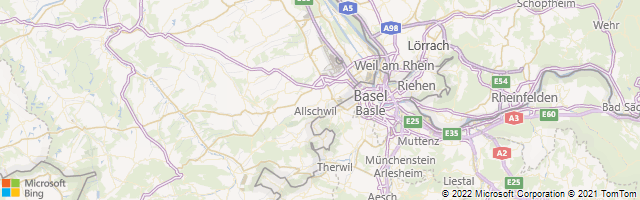 Buschwiller, Grand Est, France Map