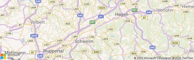 Haufe, Nordrhein-Westfalen, Germany Map