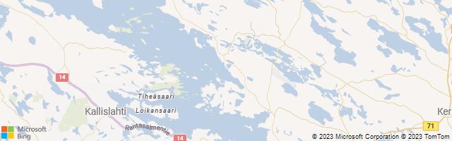 Niittylahti, Southern Savonia, Finland Map