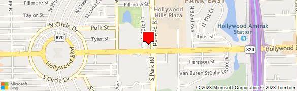 Wells Fargo Bank At 3325 Hollywood Blvd In Hollywood Fl 33021
