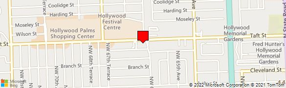 Wells Fargo Bank at 6600 TAFT ST in Hollywood FL 33024 on