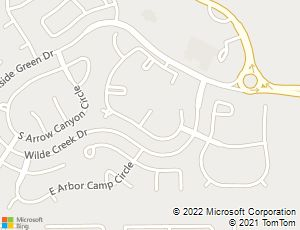 Search The Woodlands Village Of Creekside Park By Map
