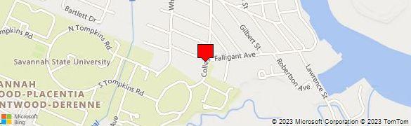 Savannah State Map.Wells Fargo Bank At 3219 College Street In Savannah Ga 31404