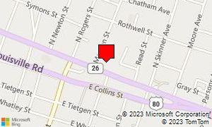 Wells Fargo Bank At 204 Us Highway 80 E In Pooler Ga 31322 - Us-highway-80-map