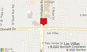 Wells Fargo Bank At 6015 N Scottsdale Rd In Az 85250