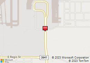 reputable site dabc8 90bcd Map of Avis Location  Lubbock International Airport