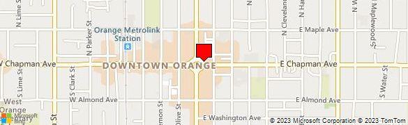 Wells Fargo Bank At 101 E Chapman Ave In Orange Ca 92866