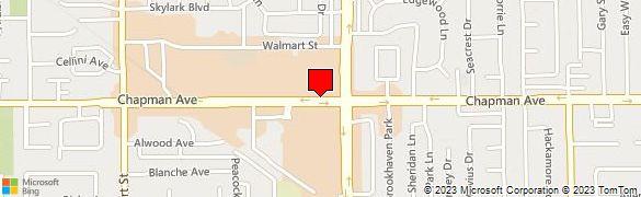 Wells Fargo Bank At 9929 Chapman Ave In Garden Grove Ca 92841