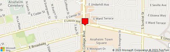 Wells Fargo Bank At 220 S State College Blvd In Anaheim Ca 92806