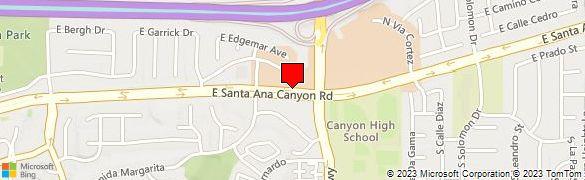 Wells Fargo Bank At 5625 E Santa Ana Canyon Rd In Anaheim Ca 92807