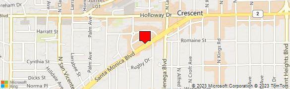 Wells Fargo Bank At 8571 Santa Monica Blvd In West Hollywood Ca 90069