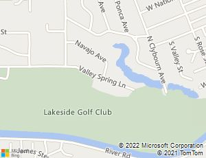 Toluca Lake CA Real Estate Homes For Sale In Toluca Lake - Toluca map