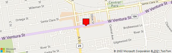 Wells Fargo Bank At 636 W Ventura St In Fillmore Ca 93015