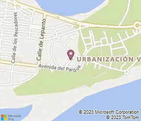 Be Live Islantilla Hotel Huelva Map