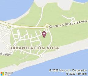 ASUR Hotel Isla Cristina Map