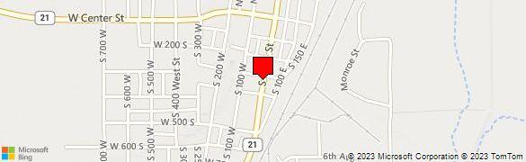 Milford Utah Map.Wells Fargo Bank At 326 S Main St In Milford Ut 84751