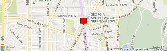 Petworth Dc Map.Wells Fargo Bank At 3700 Georgia Ave Nw In Washington Dc 20010