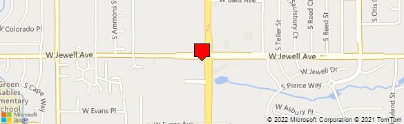 Wells Fargo Bank at 1905 S WADSWORTH BLVD in Lakewood CO 80227