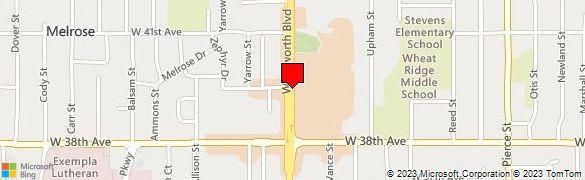 Wells Fargo Bank At 3900 Wadsworth Blvd In Wheat Ridge Co 80033
