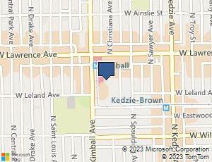 Chicago Transit Authority Map on