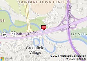 34410c7336 Avis Car Rental Dearborn (Fairlane Town Center - Sears Auto Center)