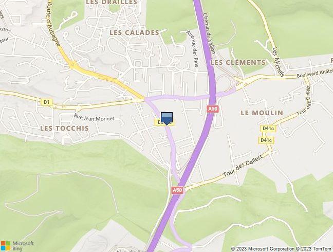 APPARTEMENT, BOX-GARAGES ET CAVE à ROQUEFORT-LA-BEDOULE (13)