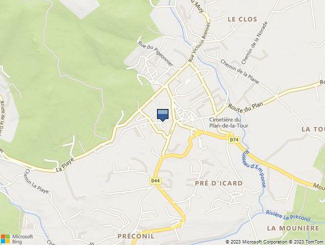 MAISON D'HABITATION à PLAN-DE-LA-TOUR (83)