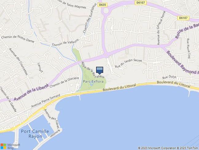 APPARTEMENT 3P (71,20 m² - 1er ét.) avec terrasse, CAVE (s-s) 2 PARKINGS COUVERTS (s-s) à ANTIBES (06)