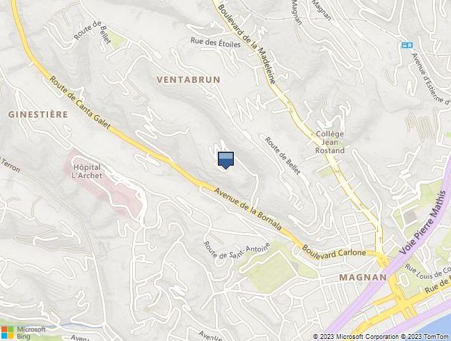 MAISON d'Habitation (divisée en 8 lots) consistant en UN LOCAL lot 5 à NICE (06)