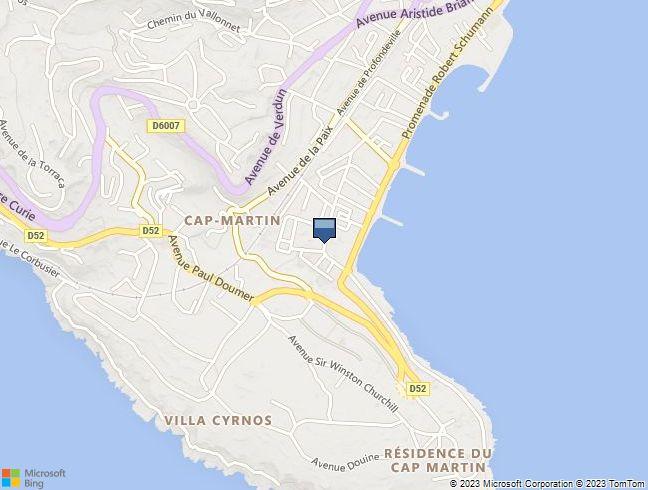 APPARTEMENT ET PARKING à ROQUEBRUNE CAP MARTIN (06)