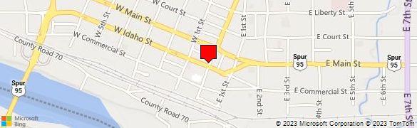 Wells Fargo Bank At 407 State St In Weiser Id 83672