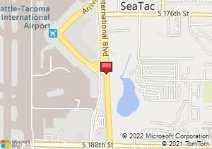 Seattle Tacoma Airport Map