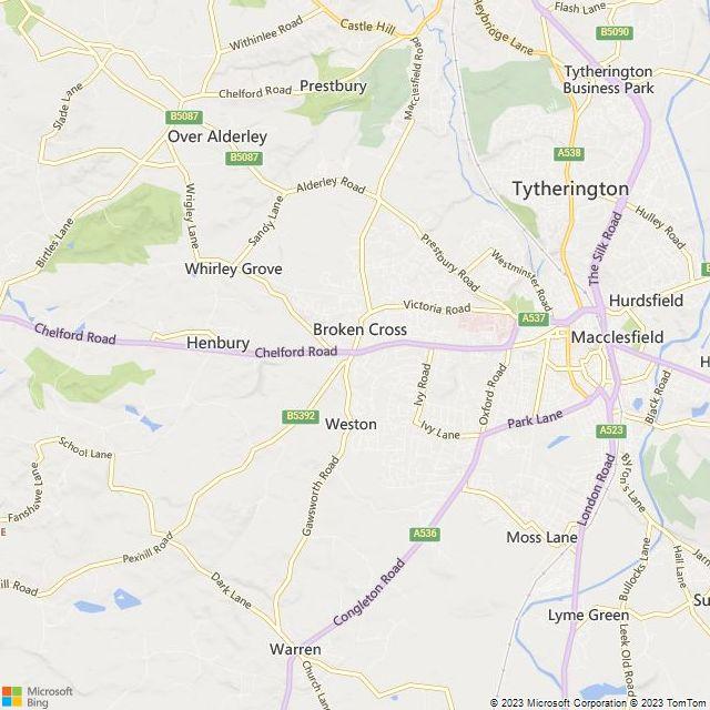 Broken Cross Macclesfield Express Tesco Store Locator