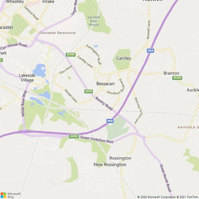Bessacarr Esso Express Tesco Store Locator