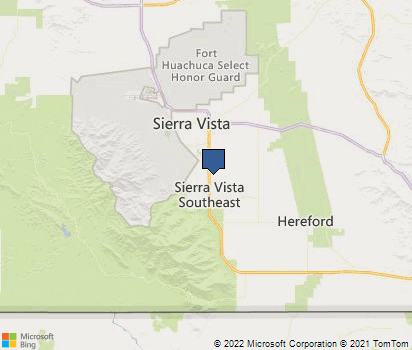 Sierra Vista Zip Code Map.Zip Code 85650 Homefacts