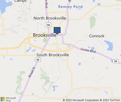 Brooksville, FL in Hernando County   Homefacts