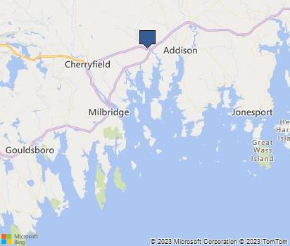 Harrington Maine Map.Harrington Me In Washington County Homefacts