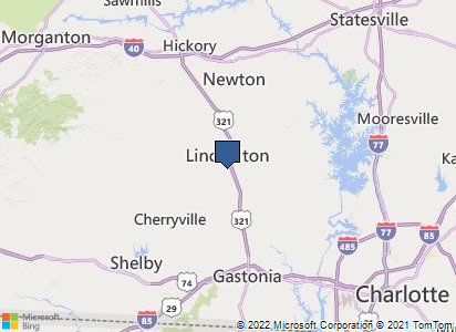Lincoln County North Carolina Homefacts