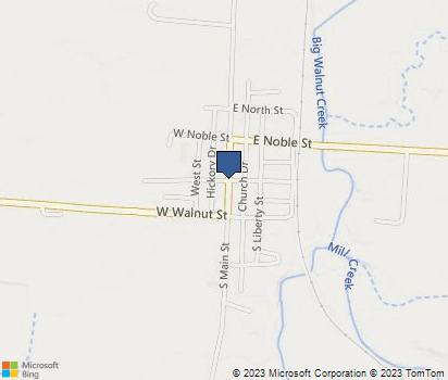 Marengo Ohio Map.Marengo Oh In Morrow County Homefacts