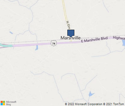 Marshville Nc Map.Marshville Nc In Union County Homefacts