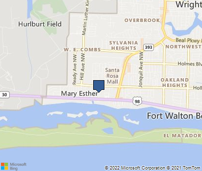 Mary Ester Florida Map.Mary Esther Fl In Okaloosa County Homefacts