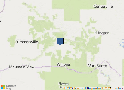 Shannon County Missouri Homefacts