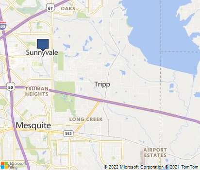 Sunnyvale, TX in Dallas County | Homefacts on map of compton texas, map of valley ranch texas, map of mesquite texas, map of clovis texas, map of collin county texas, map of delta county texas, map of pleasanton texas, map of lake ray hubbard texas, map of austin texas, map of allen texas, map of monterey texas, map of stinnett texas, map of rome texas, map of uhland texas, map of irving texas, map of grapevine texas, map of davis texas, map of rancho viejo texas, map of lewisville texas, map of sanderson texas,